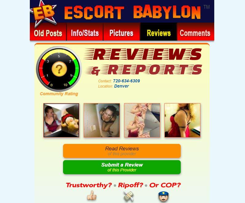 Escort Babylon reviews