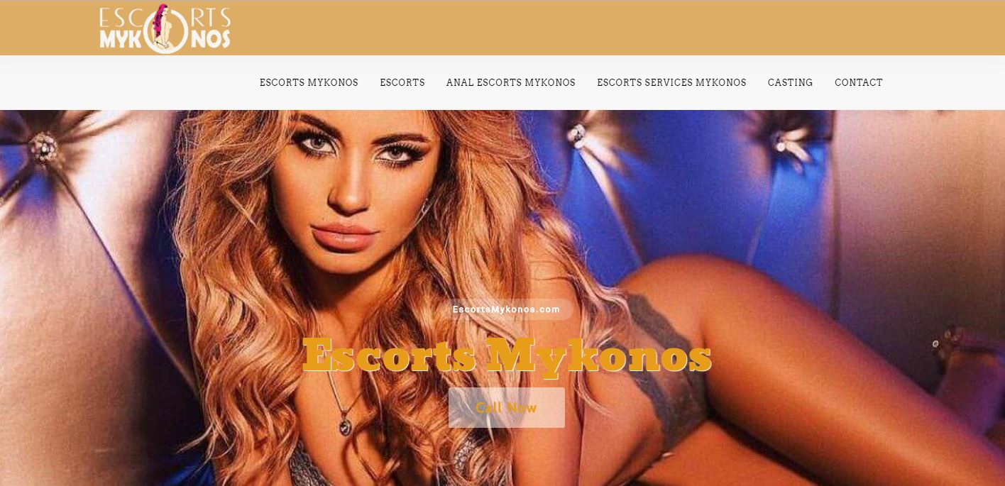 Escorts Mykonos Review homepage