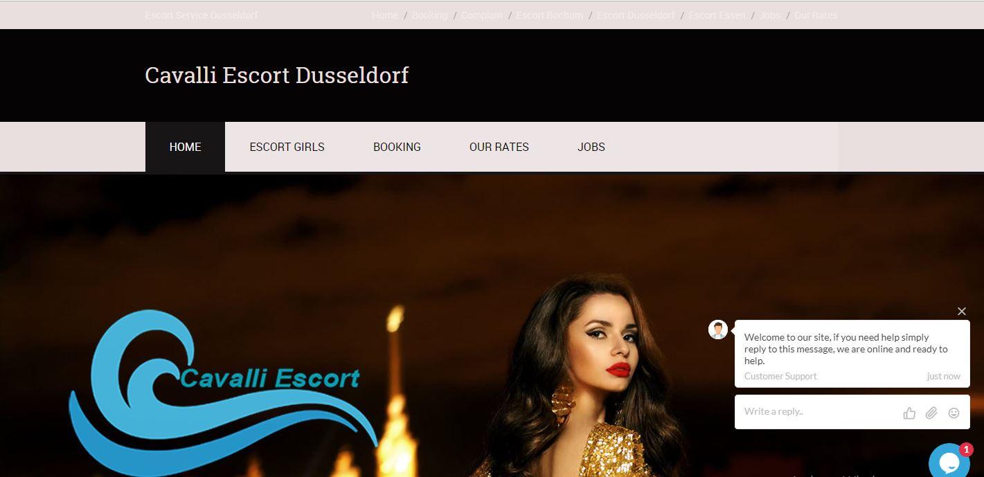 Cavalli Escort Dusseldorf Review homepage