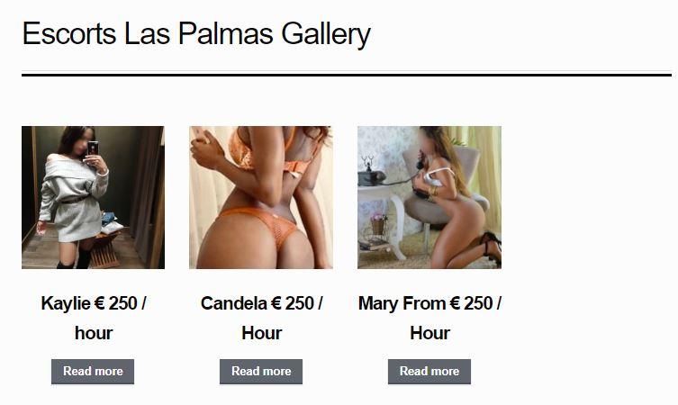 Escorts Las Palmas Review gallery