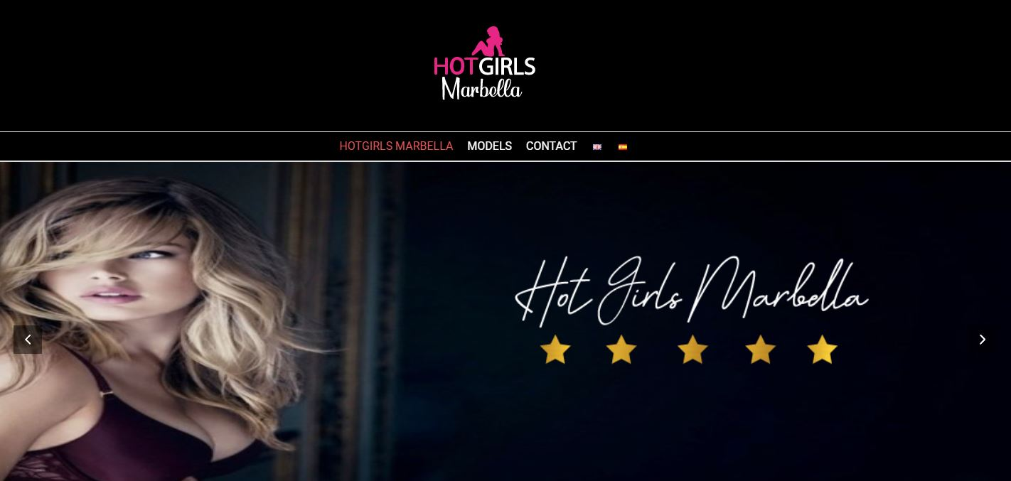 Hot Girls Marbella review homepage